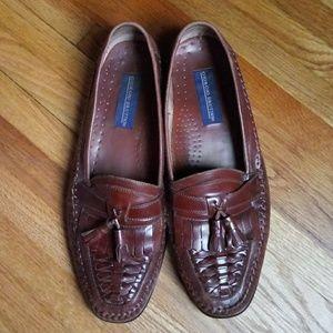 Giorgio Brutini Leather Dress Loafer Slip-on Shoes